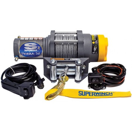 Treuil Terra 35 Superwinch