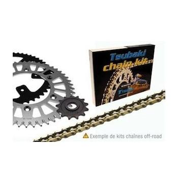 kit Chaine - Tsubaki - Kymco 300 Maxxer