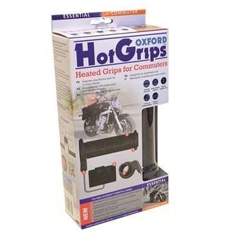 Kit Poignées Chauffantes Hot Grips Commuter Oxford