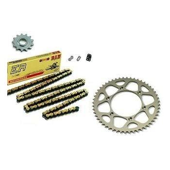Kit Chaine - DID - Suzuki 50 LTA