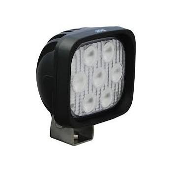 4'' Square Utility Market XP Led Light - XIL-UMX4410 - Vision X