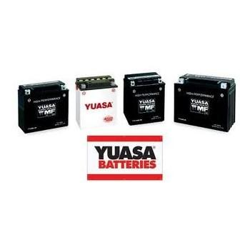 Batterie - YUASA - Suzuki - 500 LTA - 700 LT - 750 LTA