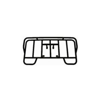 Porte Bagages - Goldspeed - Suzuki 400 LTZ