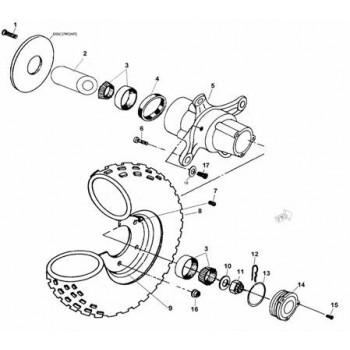 MOYEU 4WD - Hytrack - Hytrack HY310 4x4