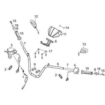 Cable d'accélérateur 450 Maxxer