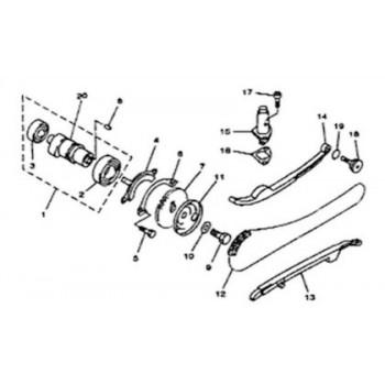 Joint Tendeur de Chaine