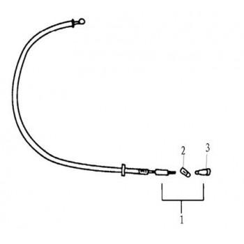 Cable de Frein Avant