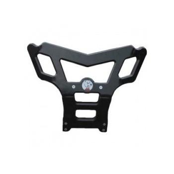 Bumper Baxper noir - AXP - Honda 450 TRX