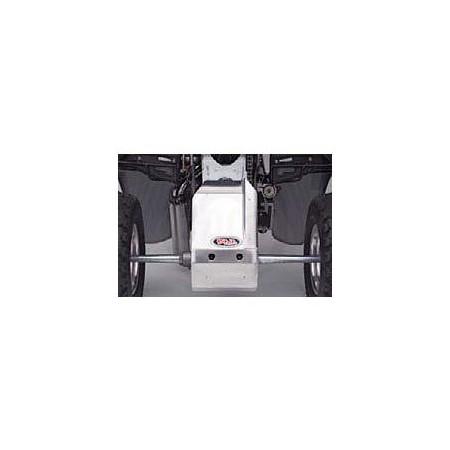 Sabot arrière renforcé - DG - Kawazaki KSF250 Mojave
