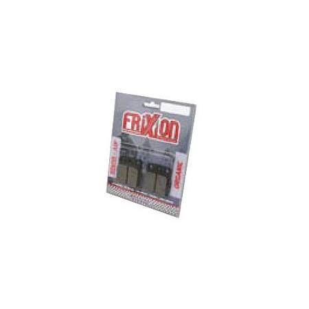 Plaquette de frein ARRIERE - Marque Frixion - SMC Barossa 170 - 250 Quaterback