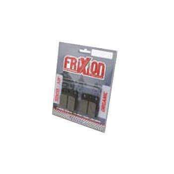 Plaquette de freins ARRIERE - Marque Frixion - Derbi 200 - 250