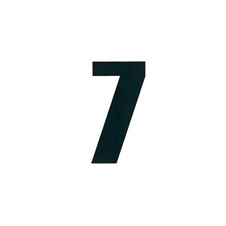 Numéro de Course n° 7