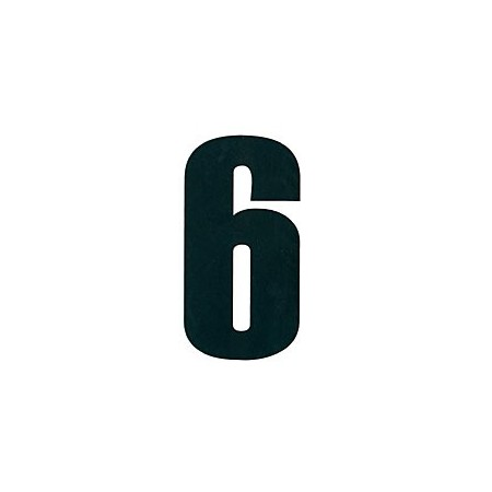 Numéro de Course n° 6