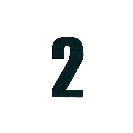 Numéro de Course n° 2